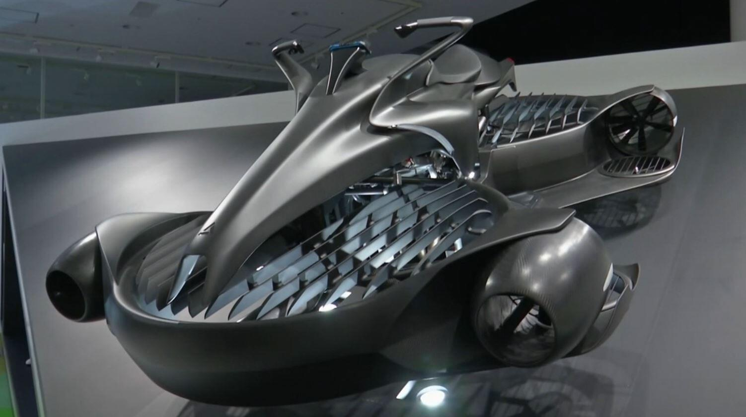 Bild zu Motorrad