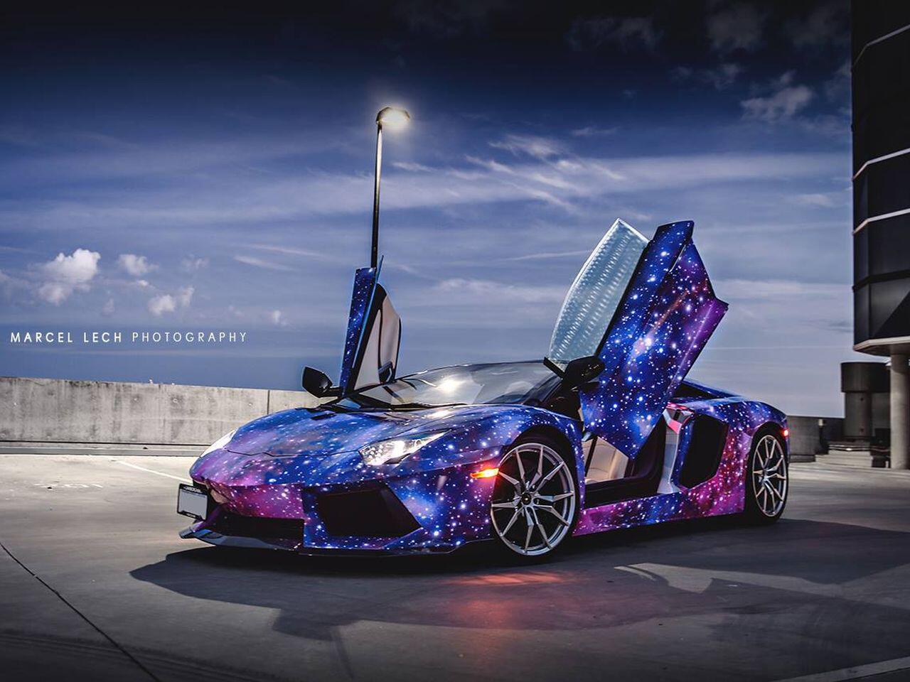 Bild zu Lamborghini Aventador Roadster