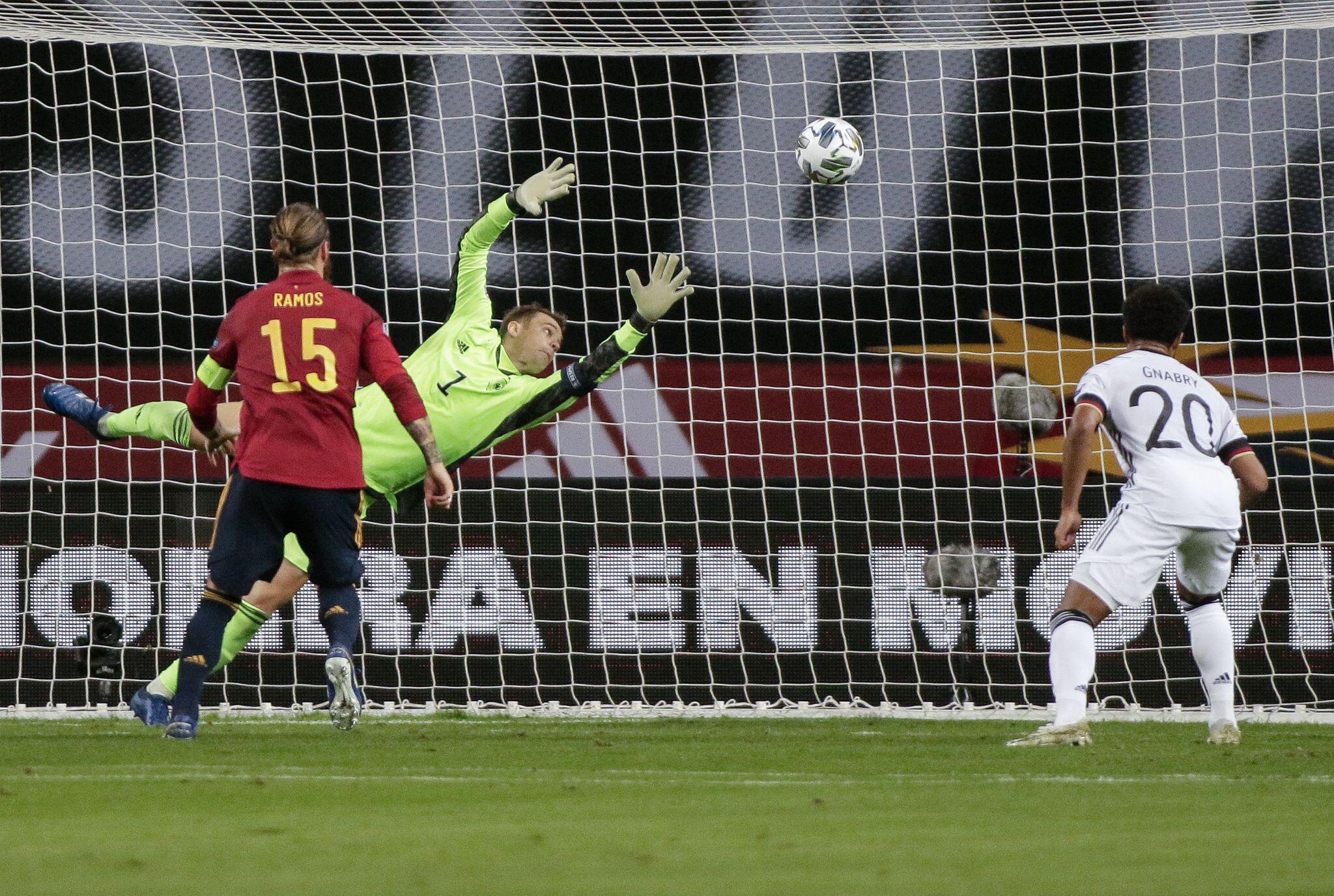 Bild zu Spanien - Deutschland