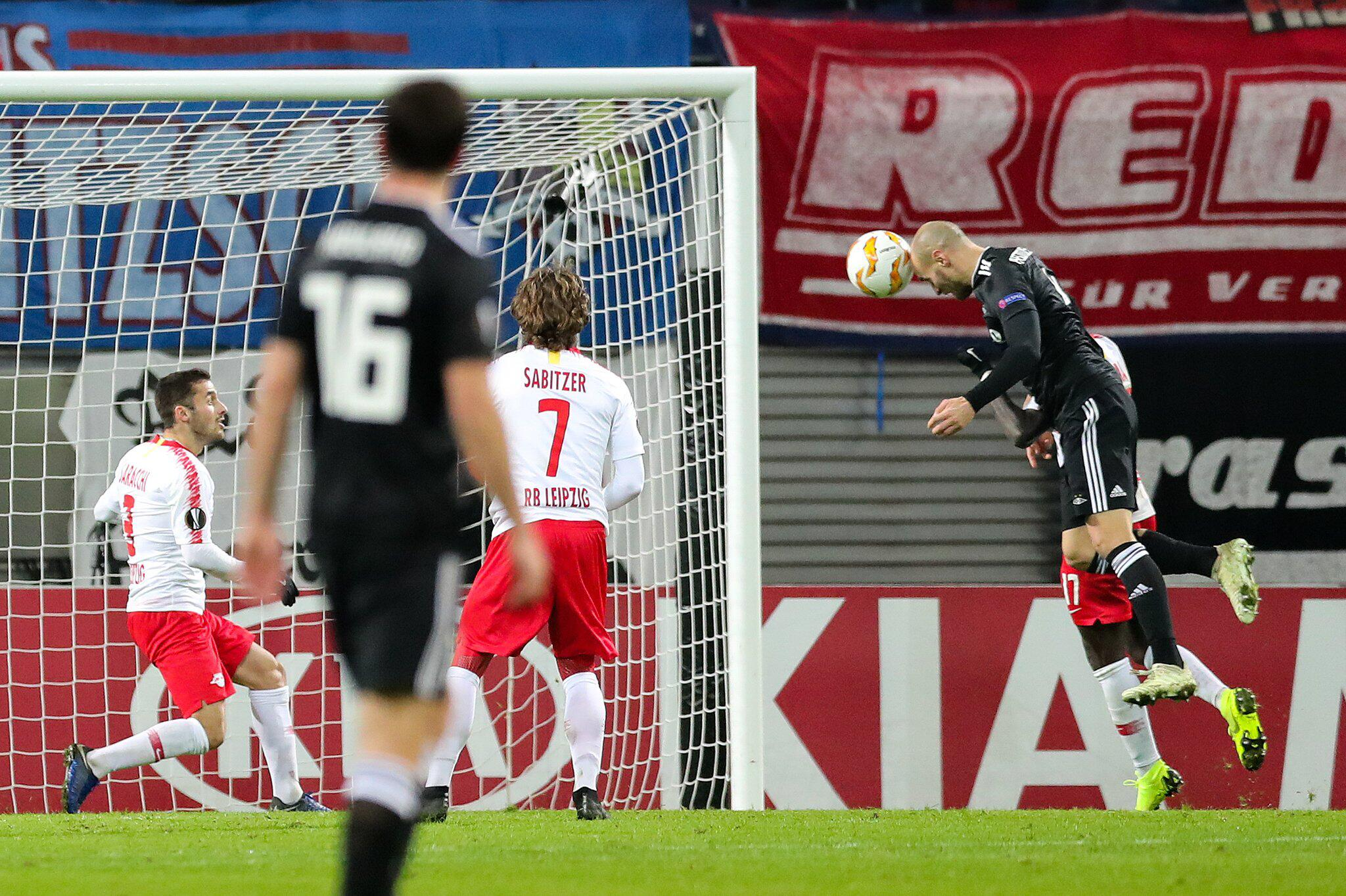 Bild zu RB Leipzig - Rosenborg Trondheim