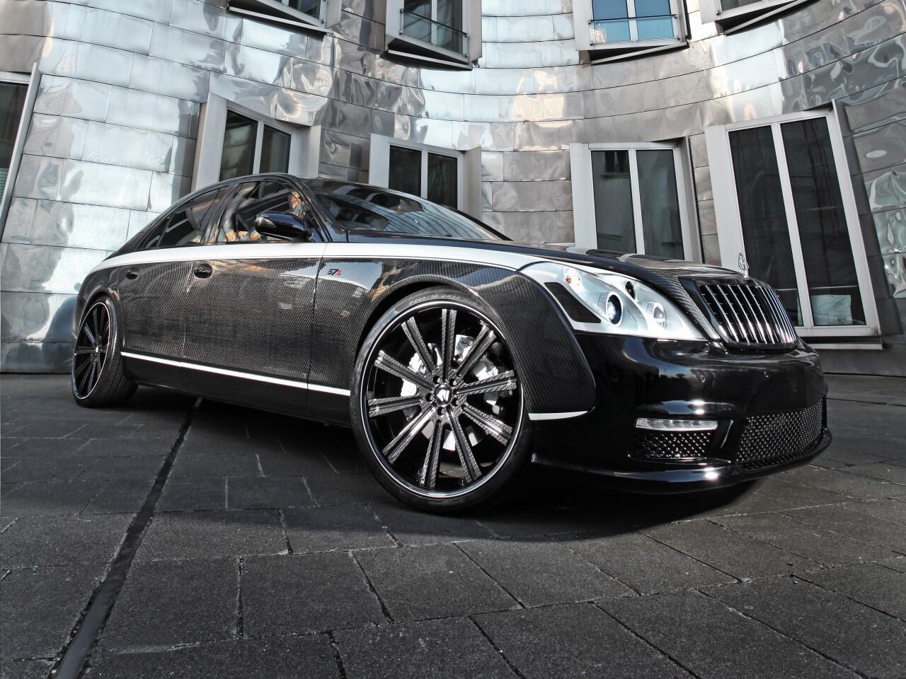 Bild zu Maybach 57S von Knight Luxury