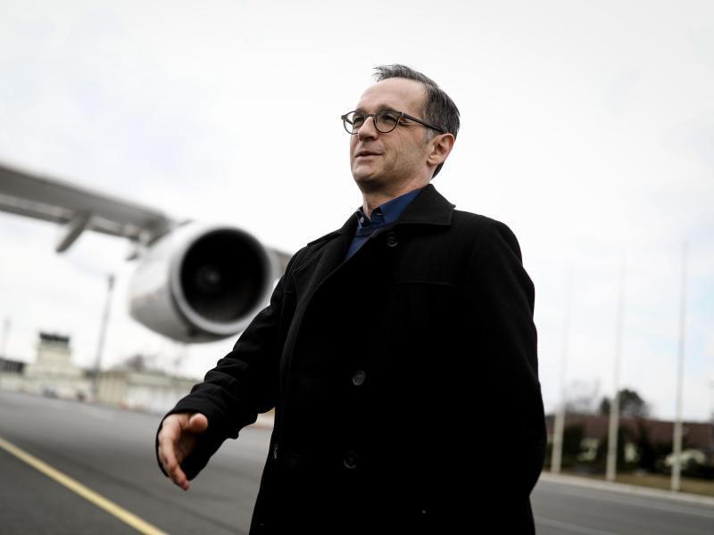Bild zu Bundesaußenminister Heiko Maas reist nach New York