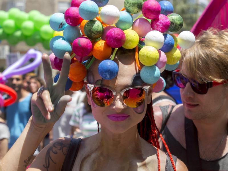 Bild zu Gay Pride Parade in Tel Aviv