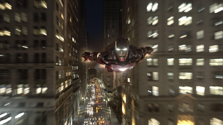 Bild zu Robert Downey Jr. als Iron Man