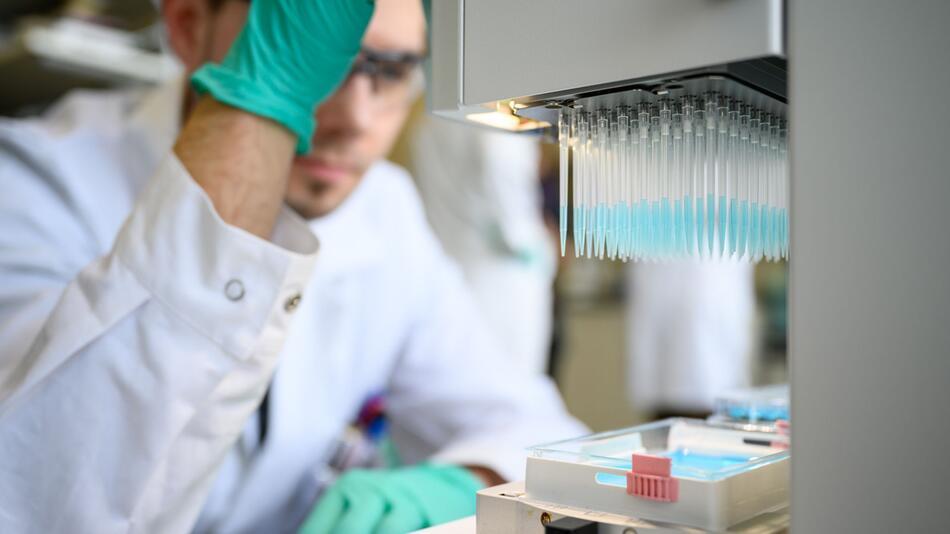 Biotech-Unternehmen Curevac