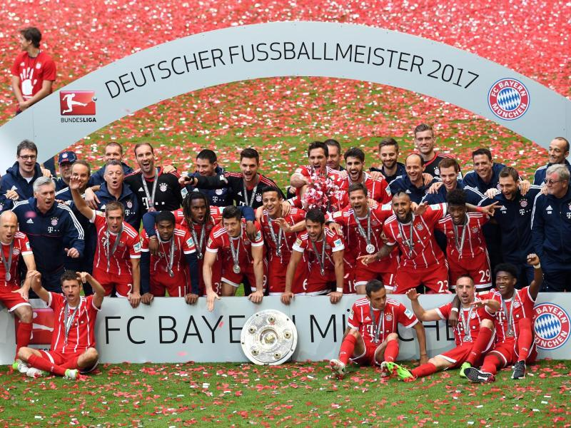 Bild zu Bayern München