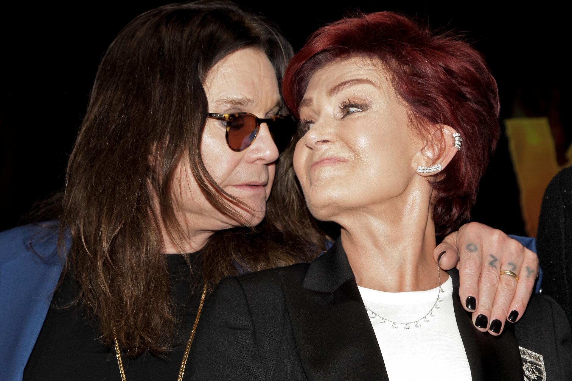 Bild zu Ozzy Osbourne, Sharon Osbourne