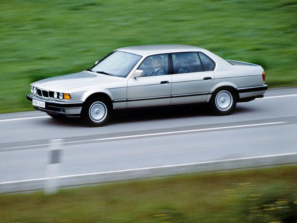 Bild zu BMW 7er E32