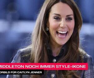 Kate Middleton bleibt Stilikone: Modevorbild für Caitlyn Jenner