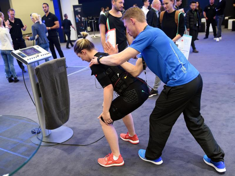 Bild zu EMS-Workout