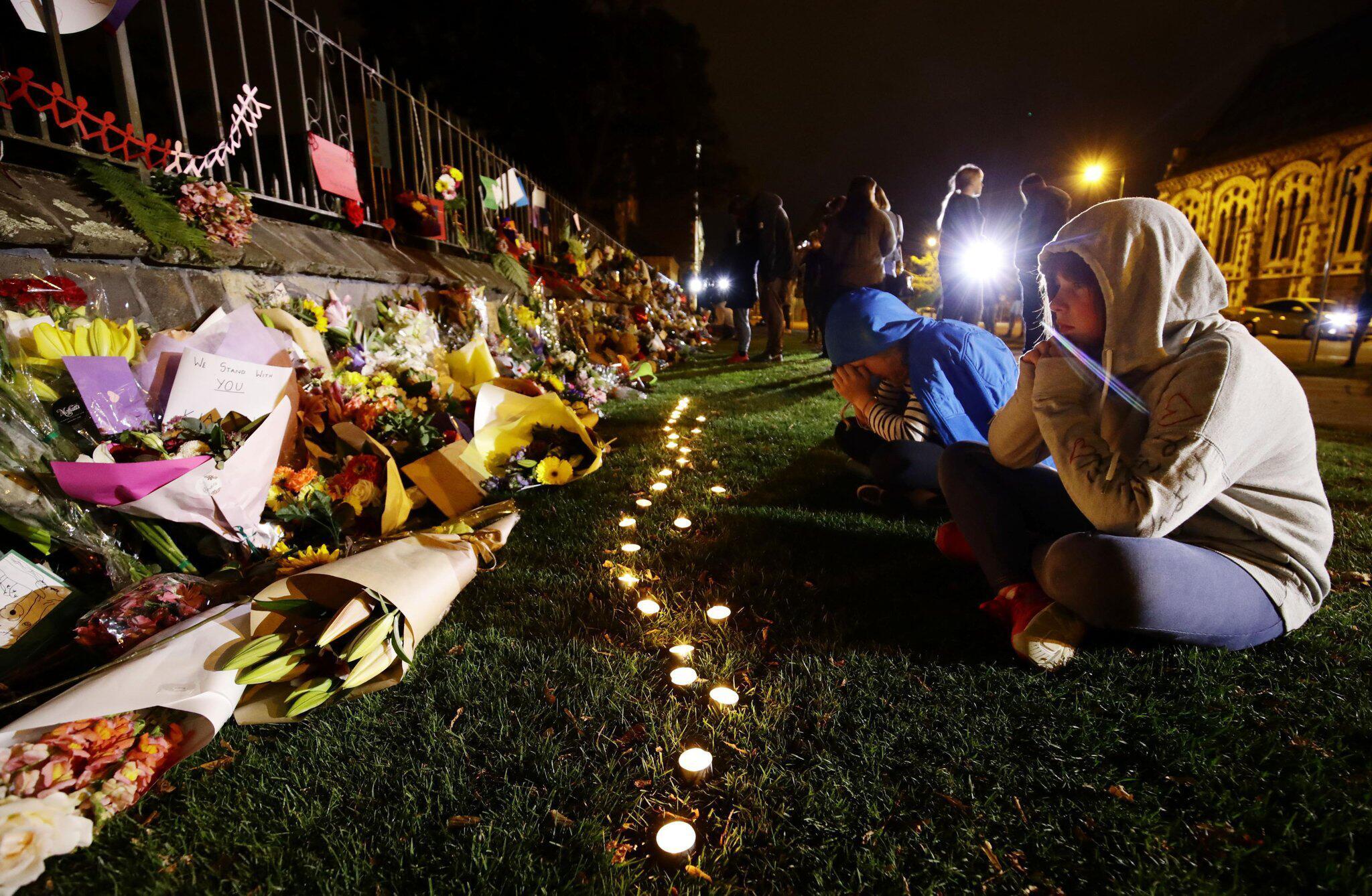 Bild zu Nach Angriff auf Moscheen in Neuseeland - Trauer