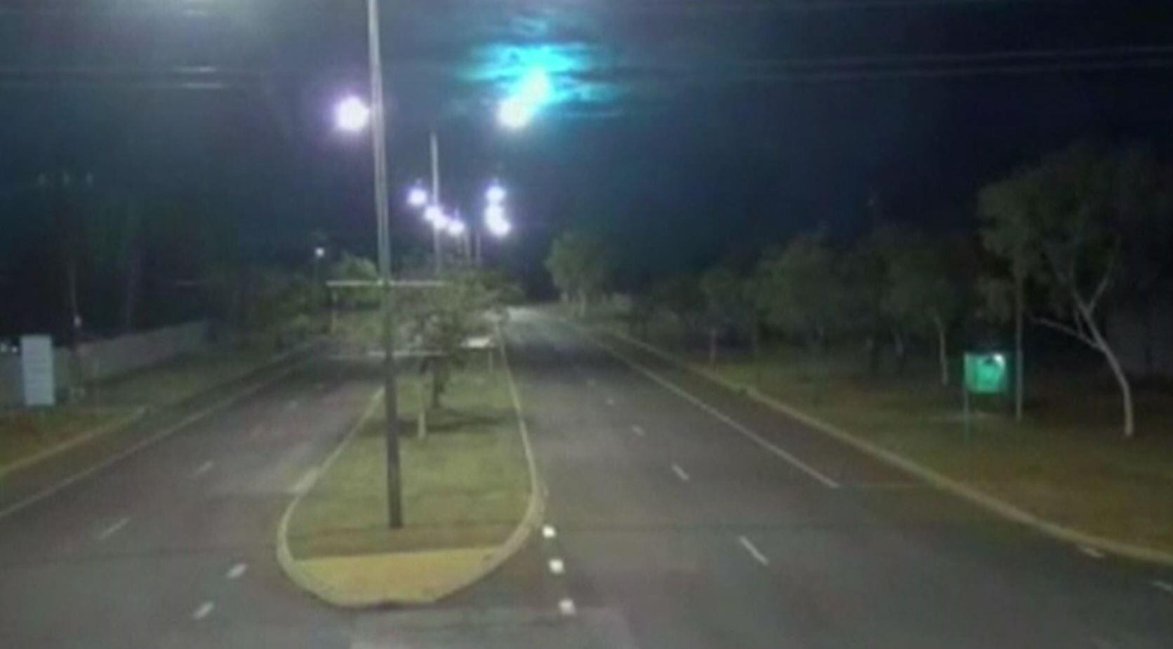 Bild zu Meteorit, Australien