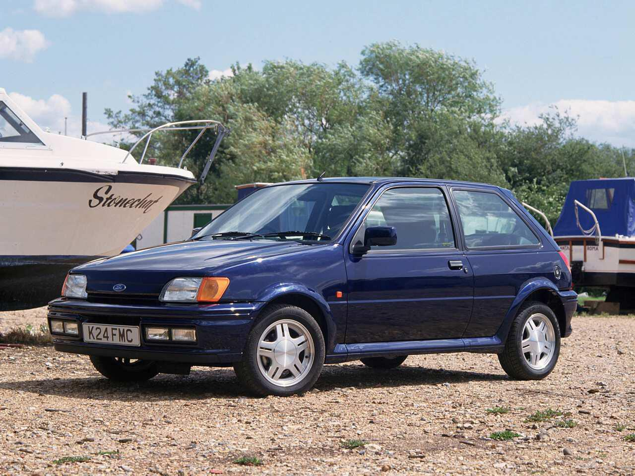 Bild zu Ford Fiesta '89