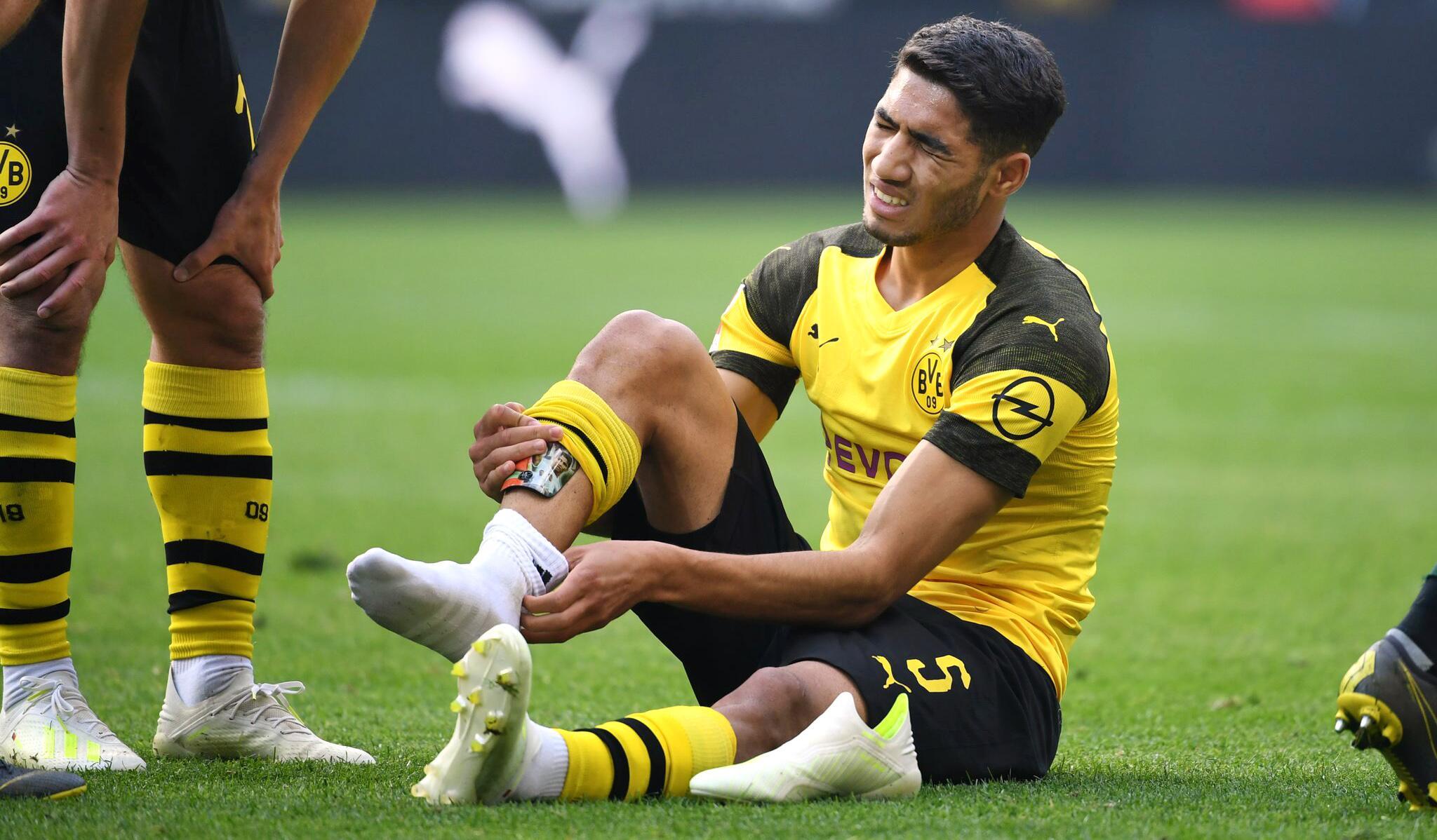 Bild zu Germany Bundesliga - Borussia Dortmund vs VfL Wolfsburg