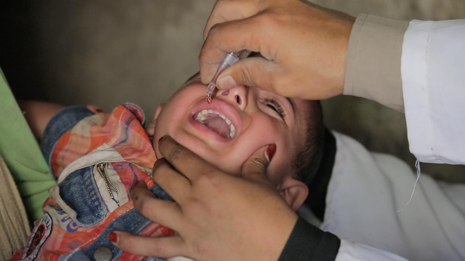 Bild zu Jemen, Impfen