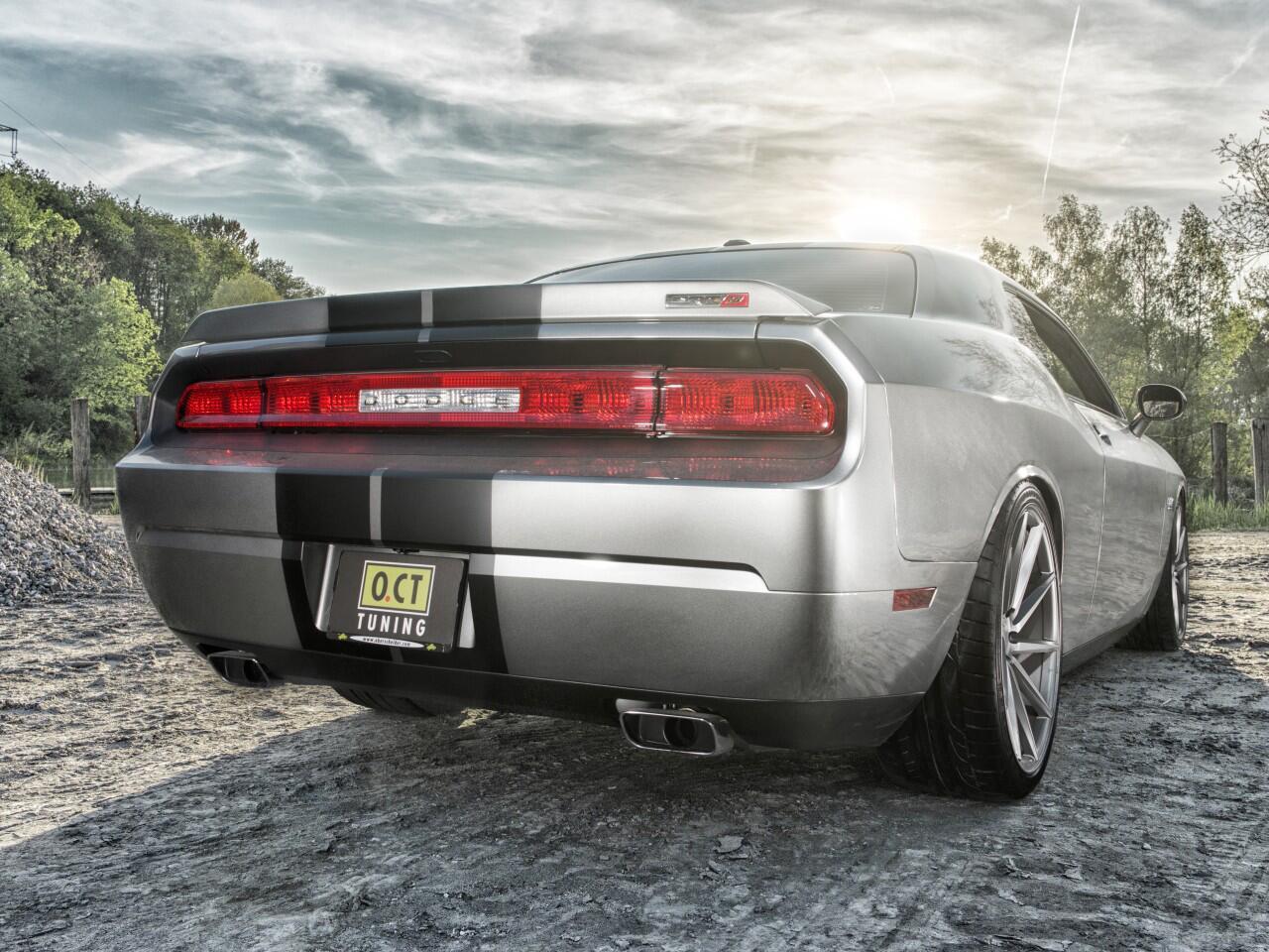 Bild zu Dodge Challenger SRT8 OCTSRT8-700