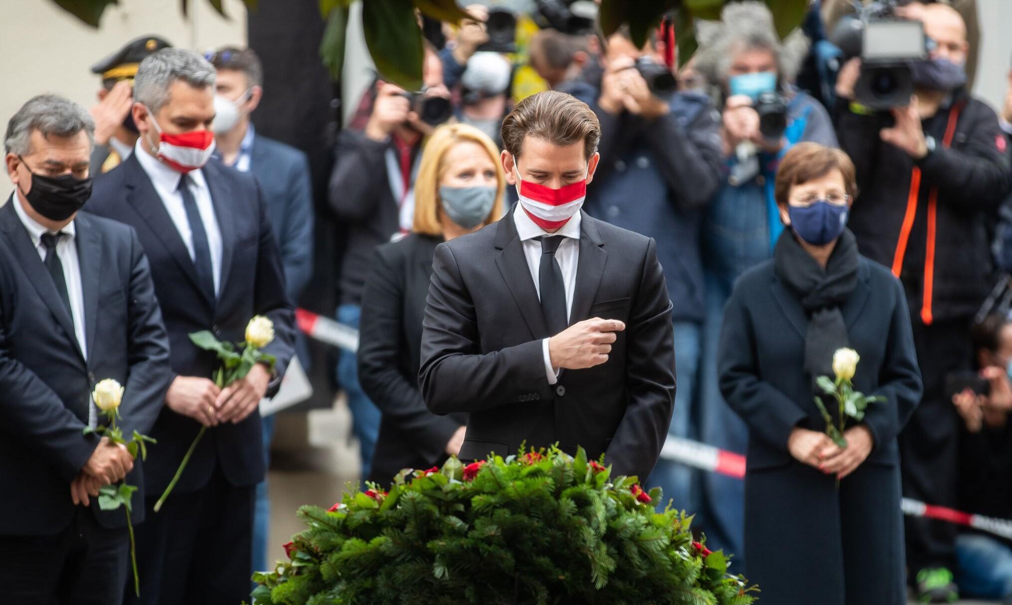 Bild zu Nach dem Terrorangriff in Wien