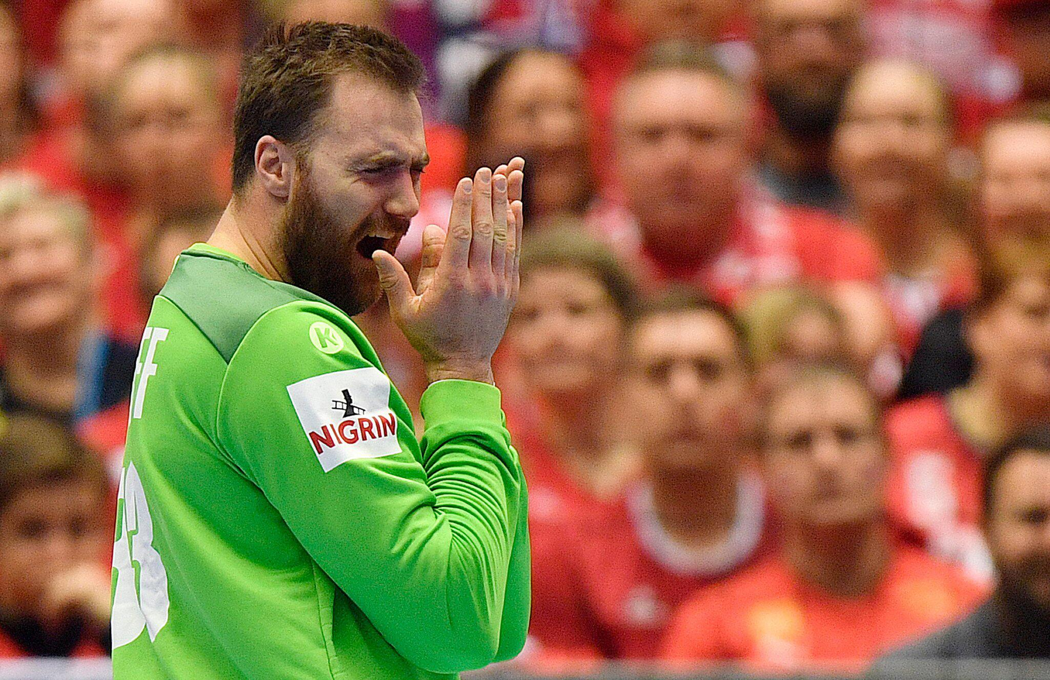 Bild zu Handball-WM 2019, Handball-WM, Handball, Andreas Wolff, Deutschland - Frankreich, Spiel um Platz