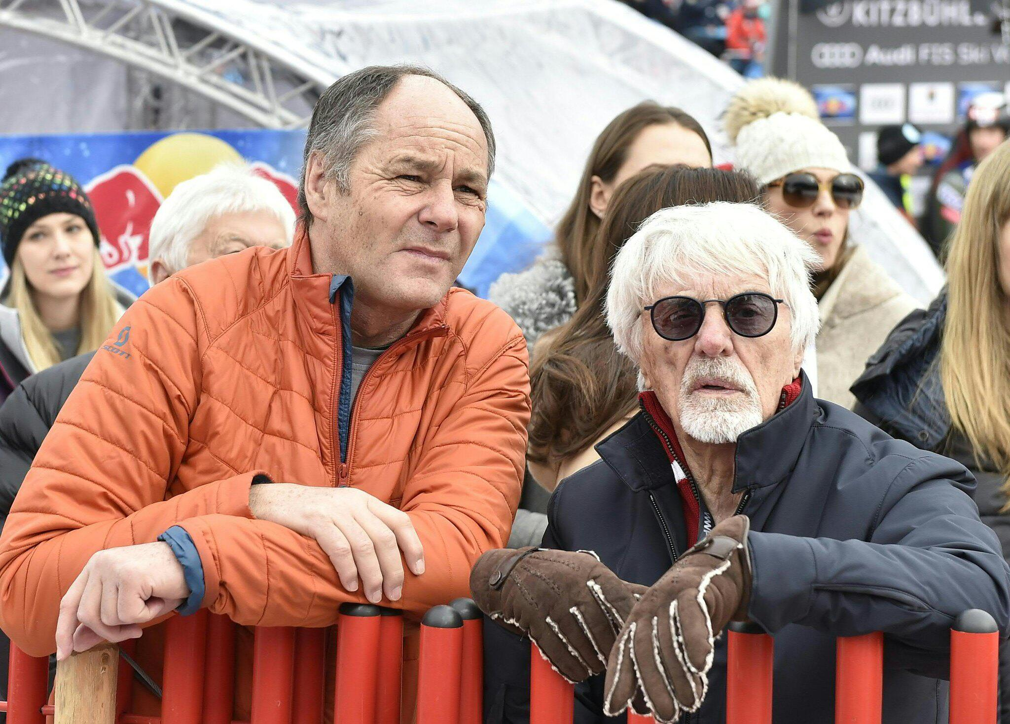 Bild zu Bernie Ecclestone