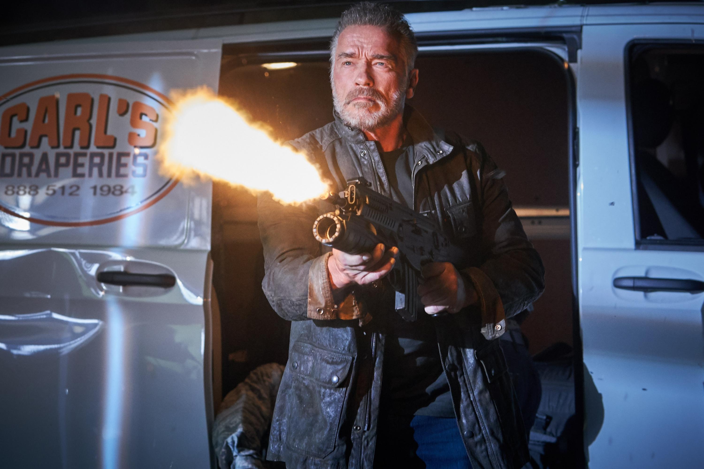 Bild zu Terminator: Dark Fate