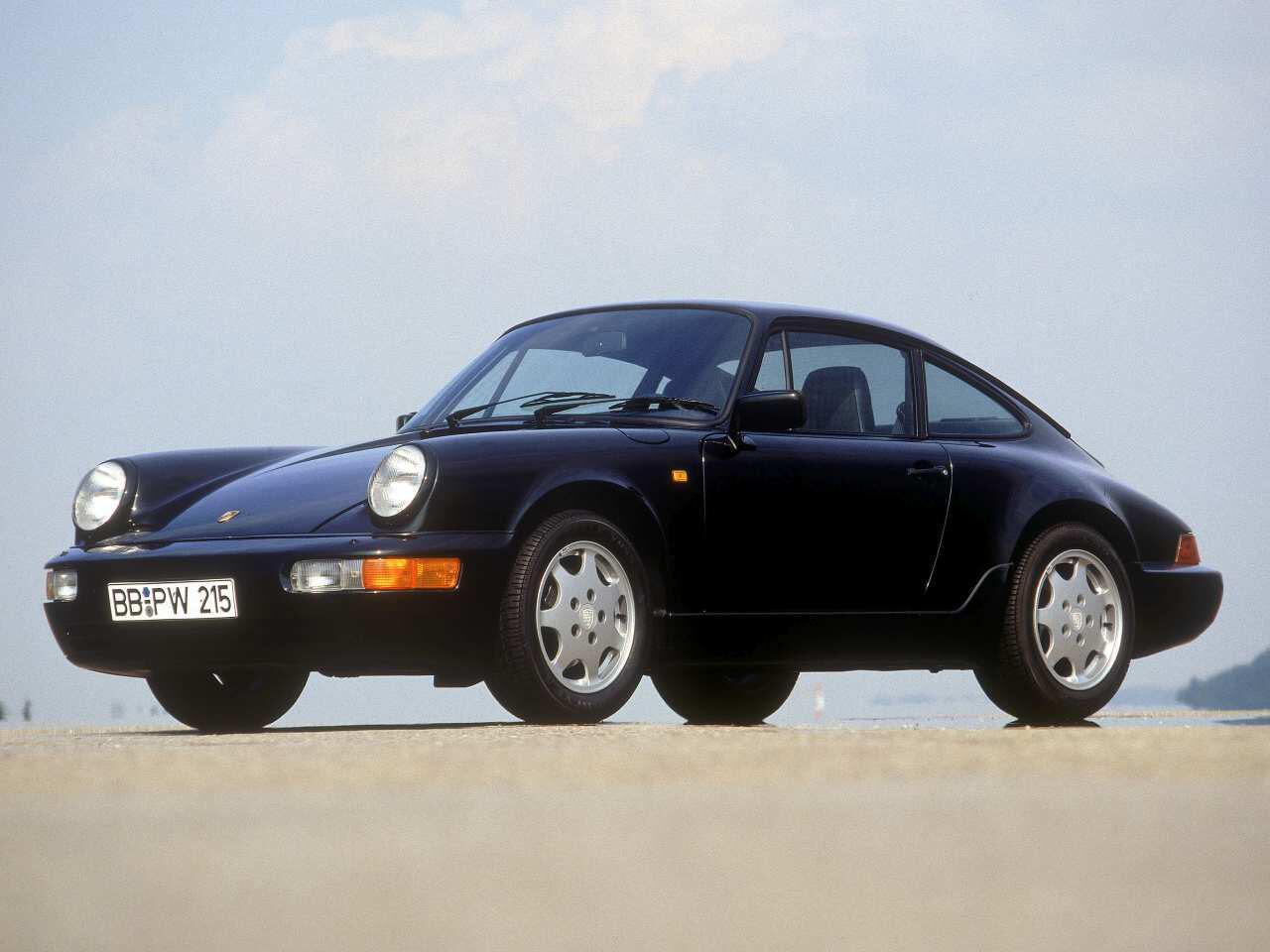 Bild zu Porsche 964
