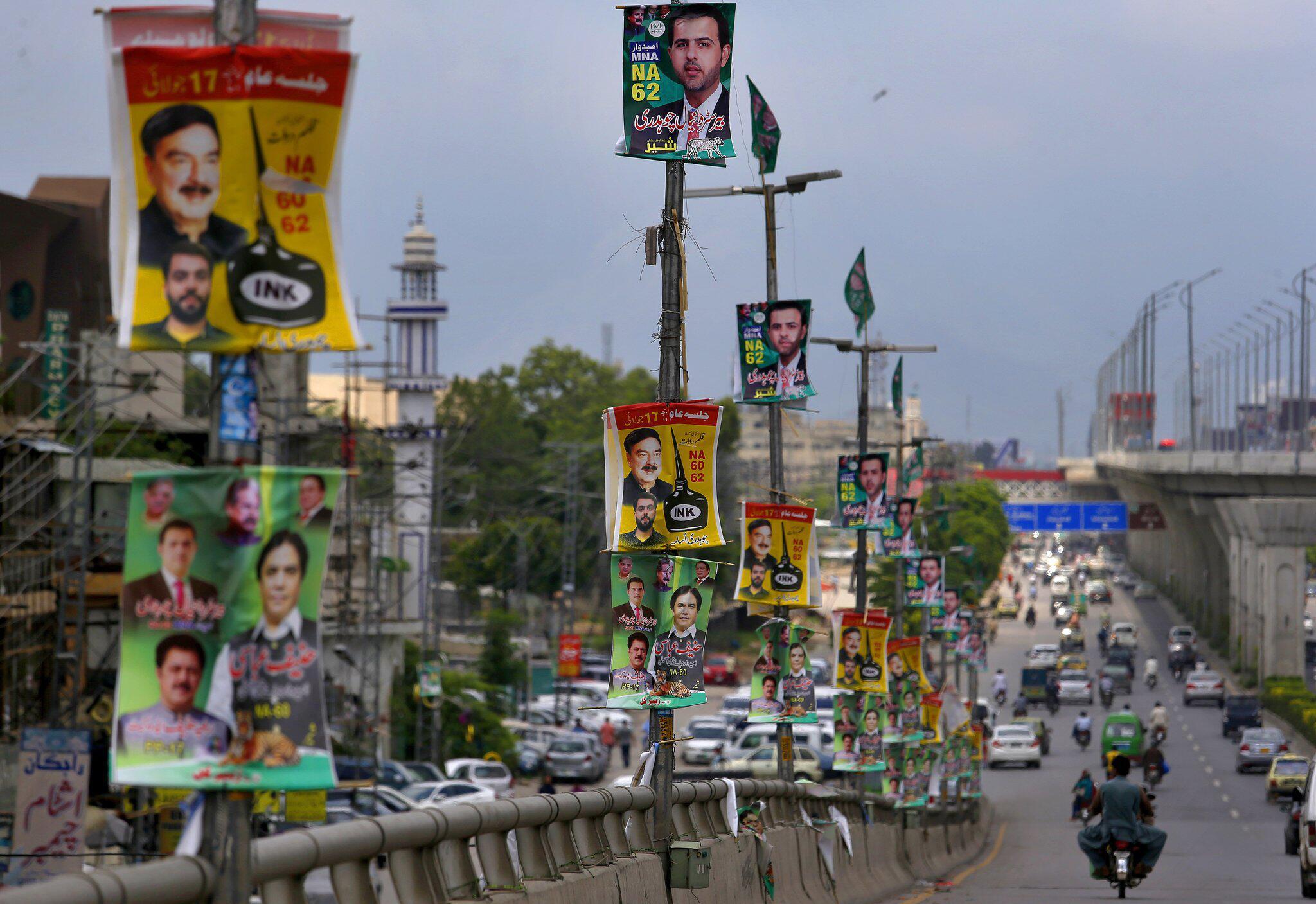 Bild zu Vor den Wahlen in Pakistan