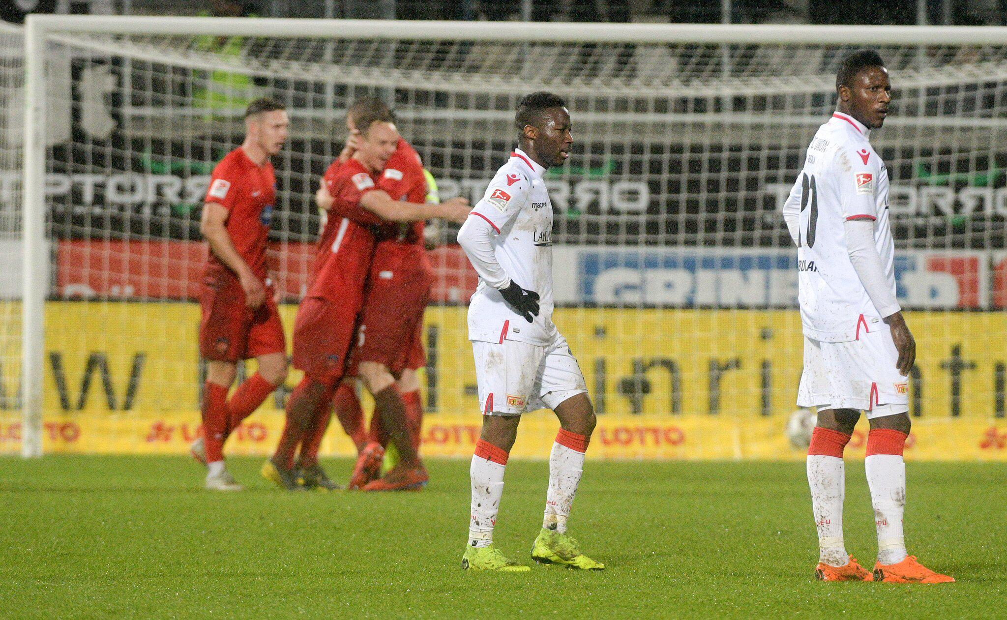 Bild zu 1. FC Heidenheim - 1. FC Union Berlin