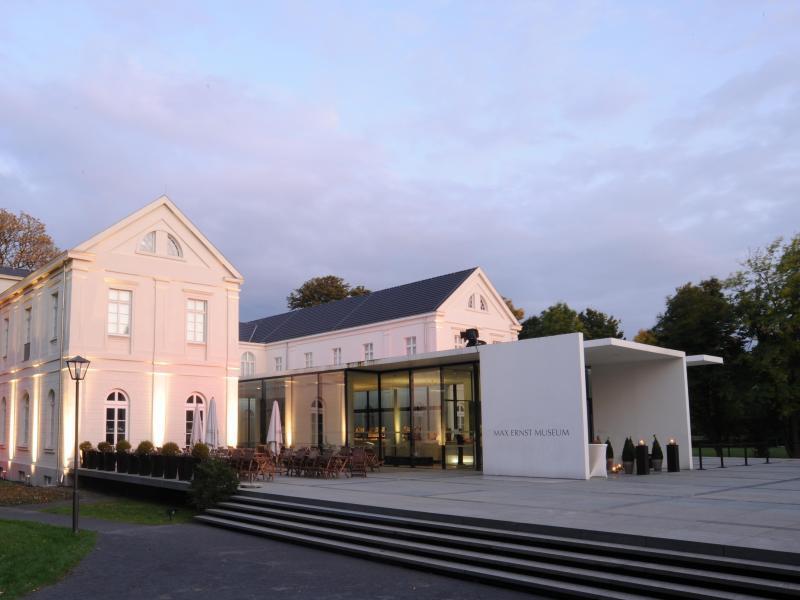 Bild zu Max Ernst Museum in Brühl