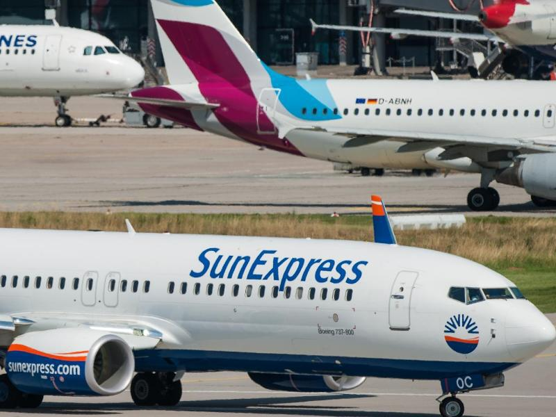 Bild zu Flugzeug von Sunexpress