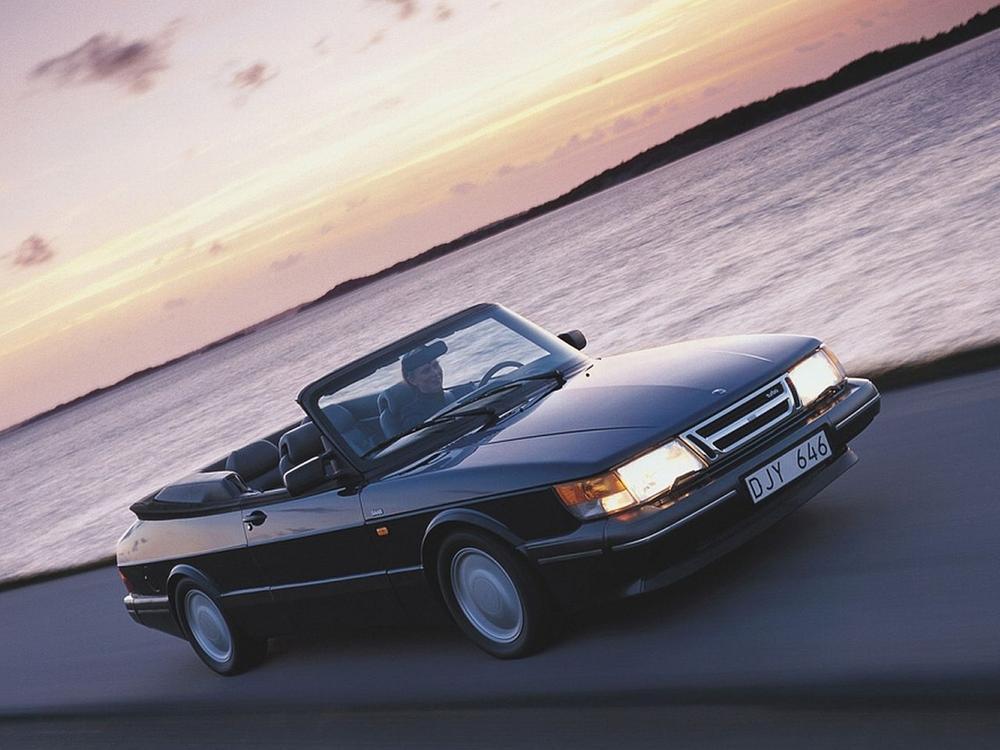 Bild zu Saab 900 Cabriolet