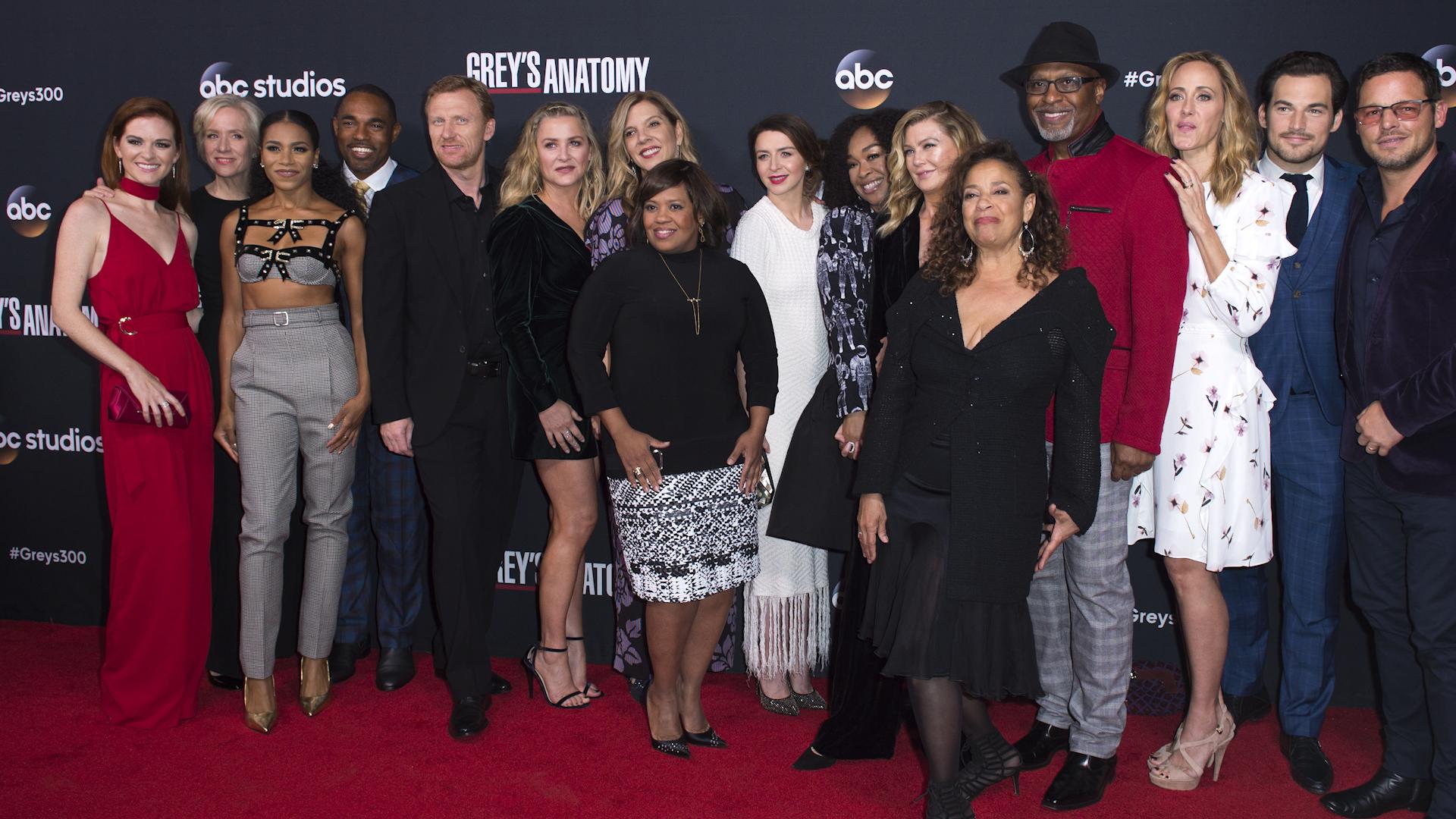 """Bild zu Diese """"Grey's Anatomy""""-Stars steigen aus"""