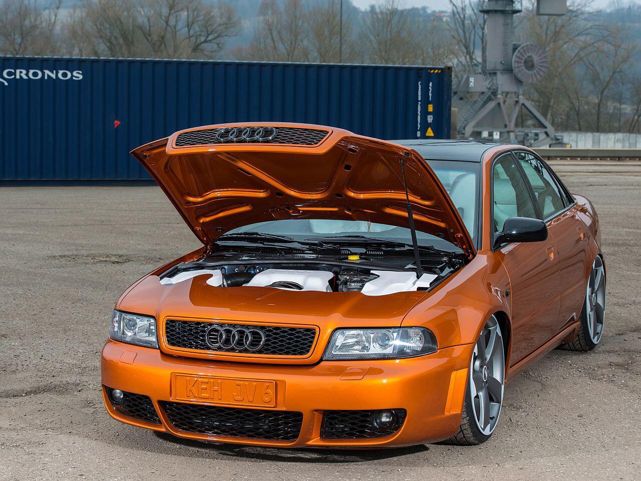 Bild zu Audi A4 von Jürgen Held