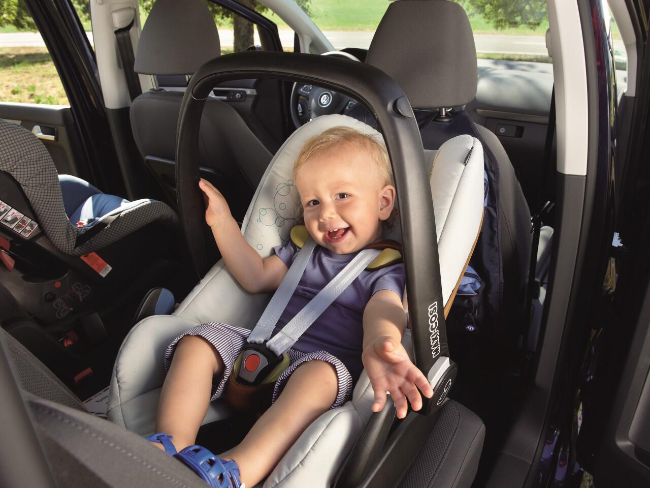 Bild zu Kindersitze kaufen: So treffen Sie die richtige Wahl