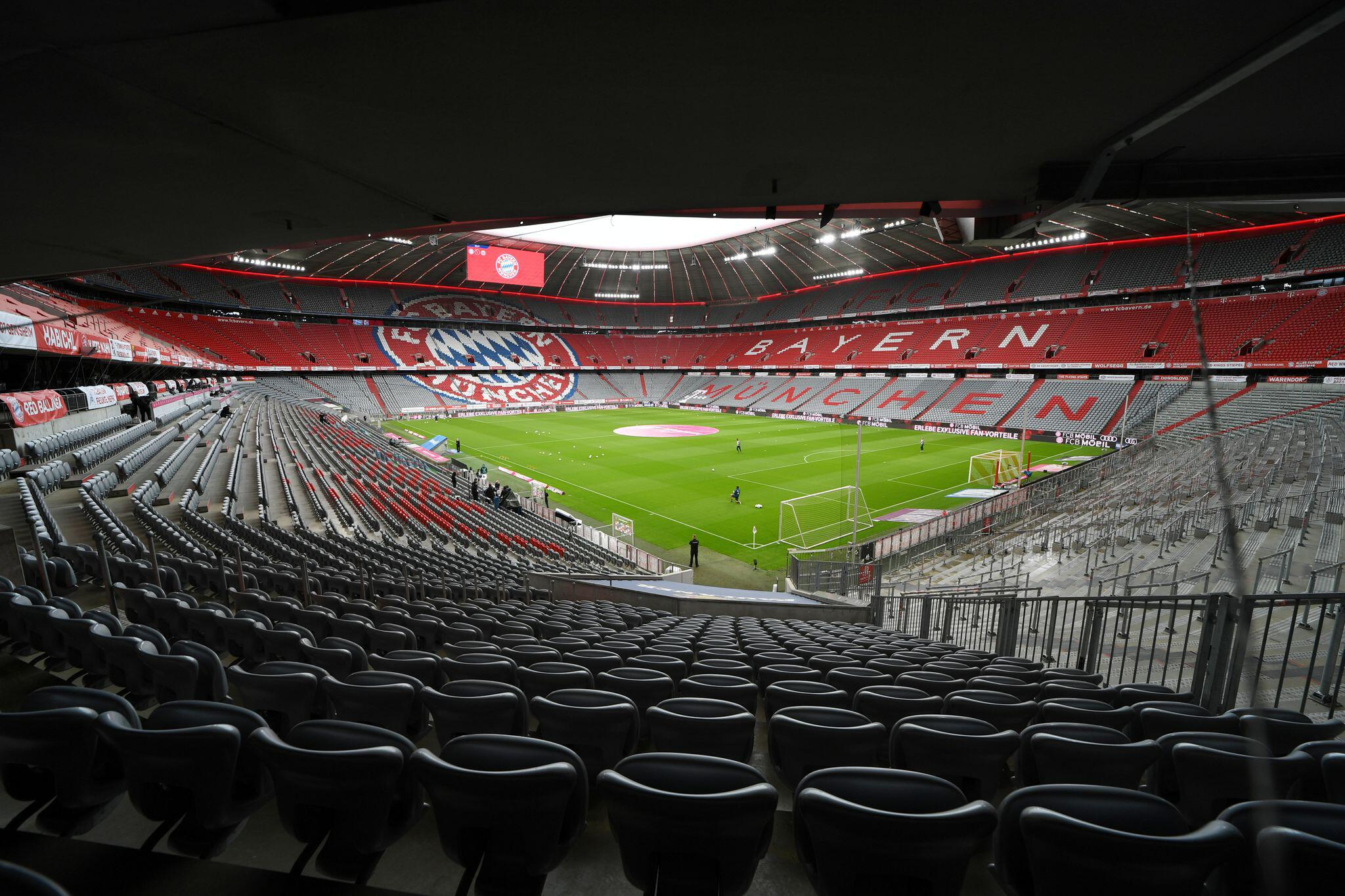 Bild zu FC Bayern München