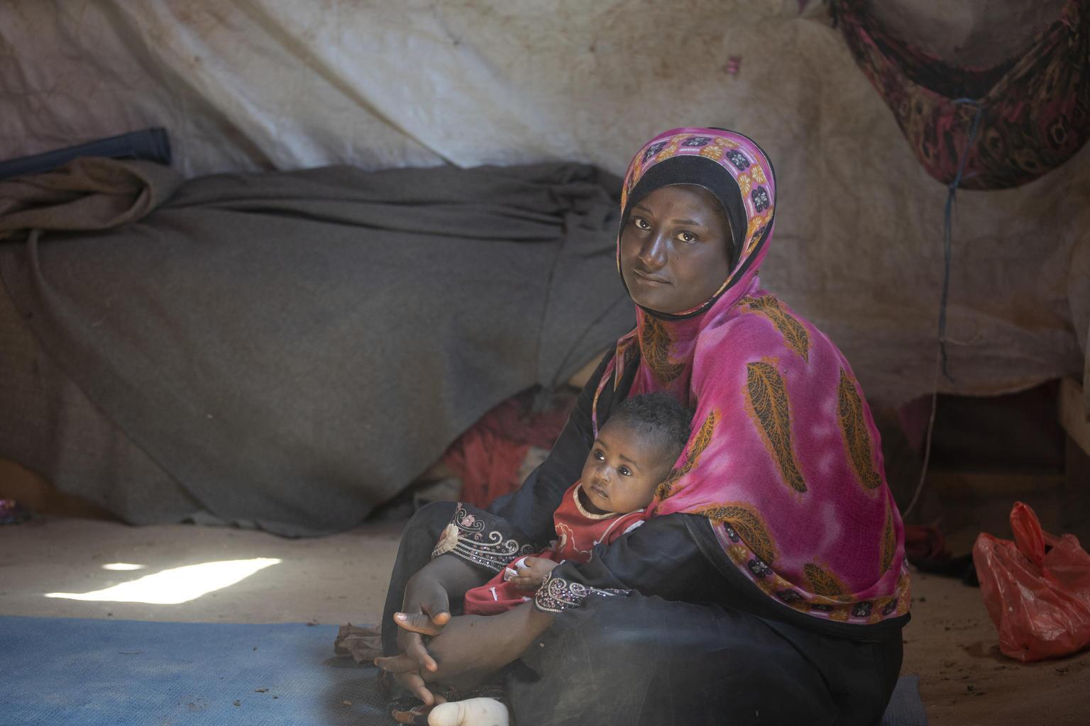 Bild zu Jemen, Abs, Flucht