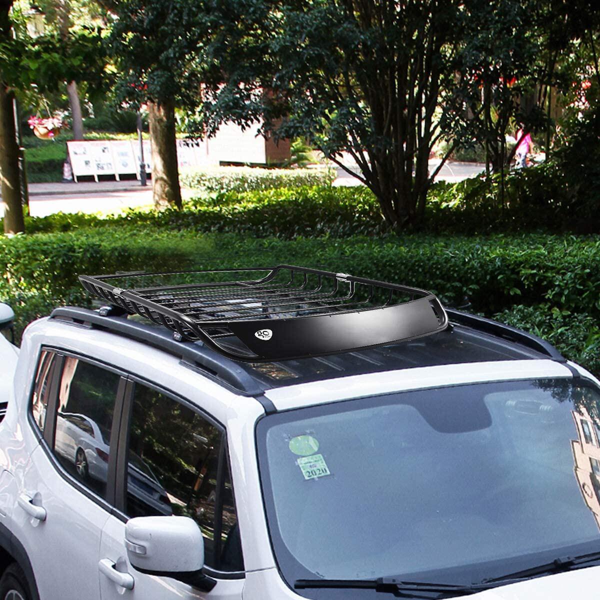 Bild zu auto, urlaub, corona, gepäck, familie, ferien, dachbox, fahrradträger, sommerferien
