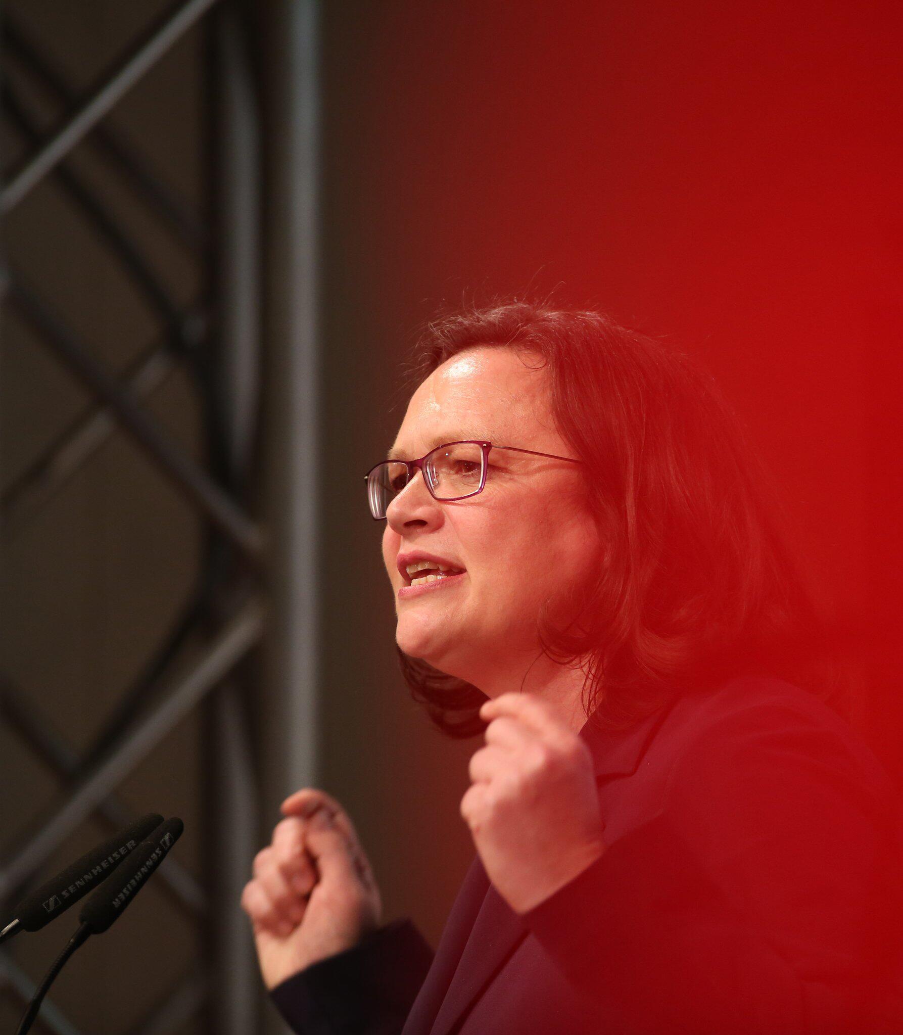 Bild zu Politischer Aschermittwoch der NRW-Parteien - SPD