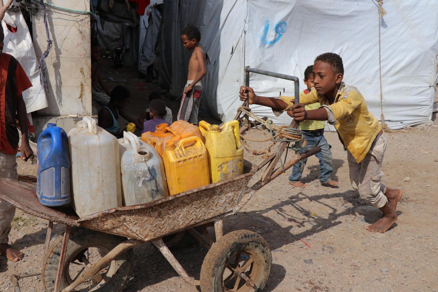 Bild zu Jemen, Mangelernährung, Hepatitis, Schule