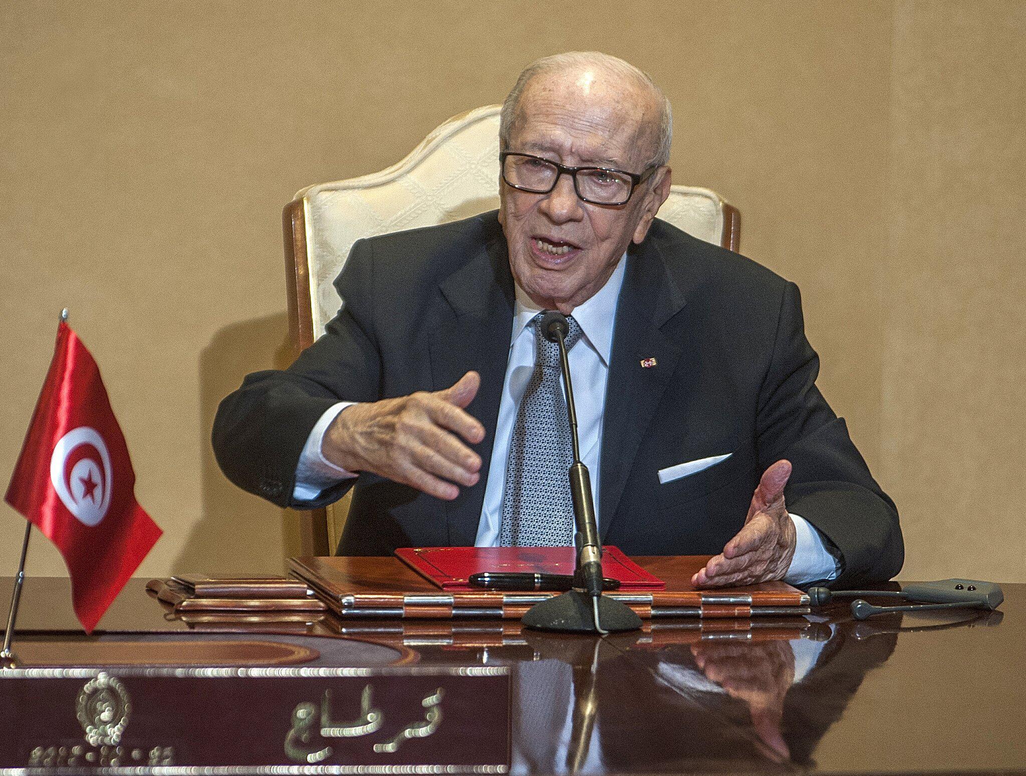 Bild zu Tunesiens Präsident Essebsi mit 92 Jahren gestorben