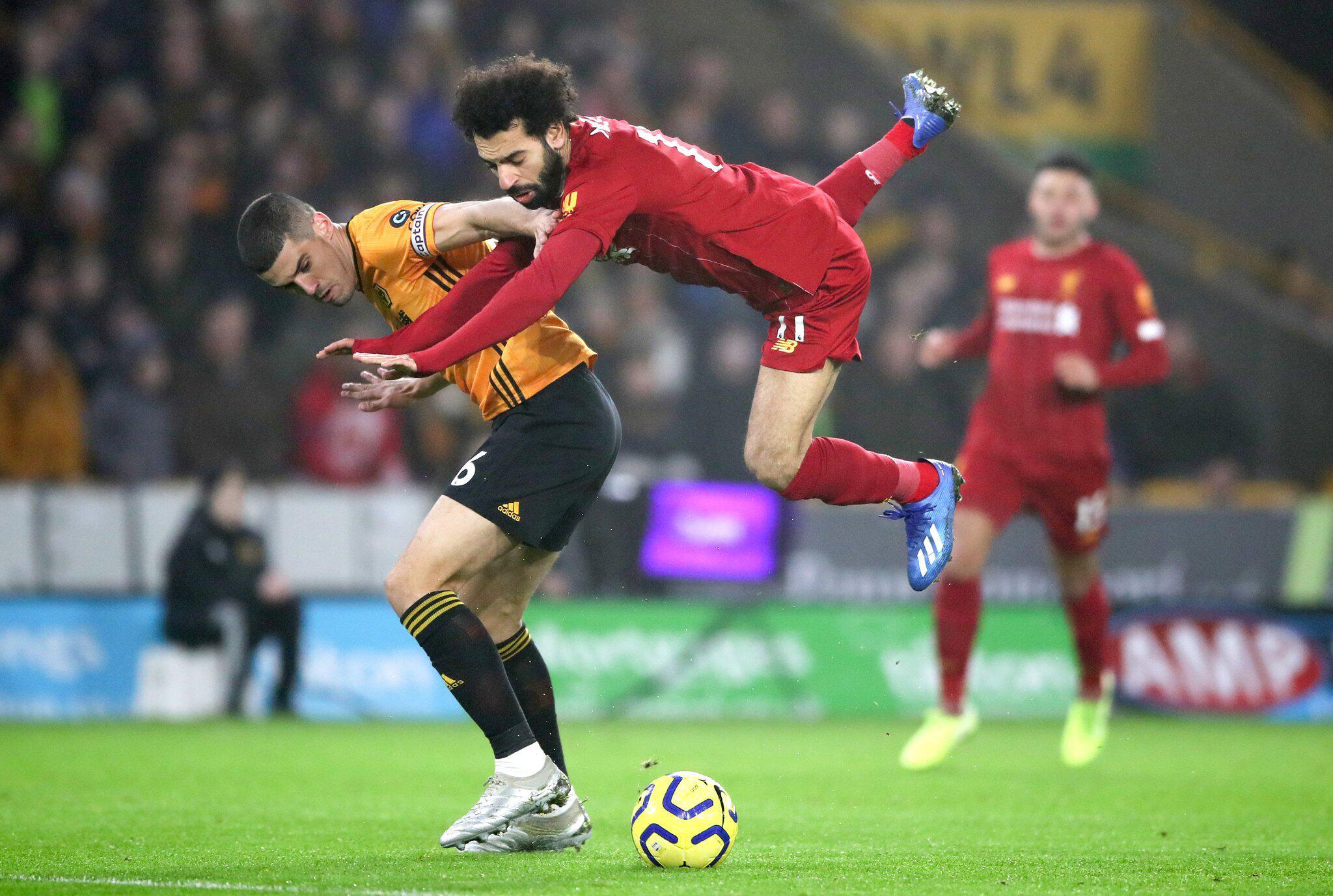 Bild zu Wolverhampton Wanderers - FC Liverpool