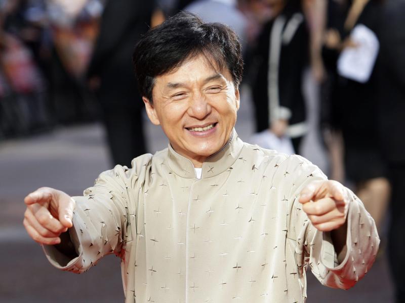Bild zu Jackie Chan