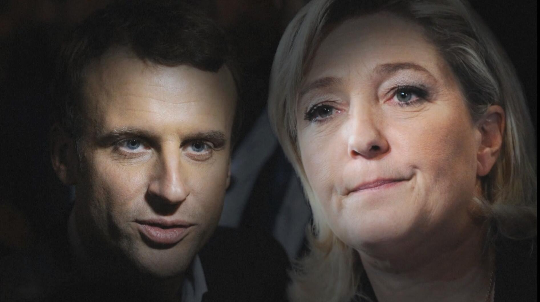 Bild zu Macron gegen Le Pen