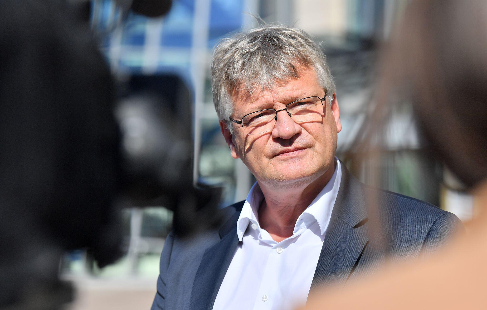 Bild zu Jörg Meuthen