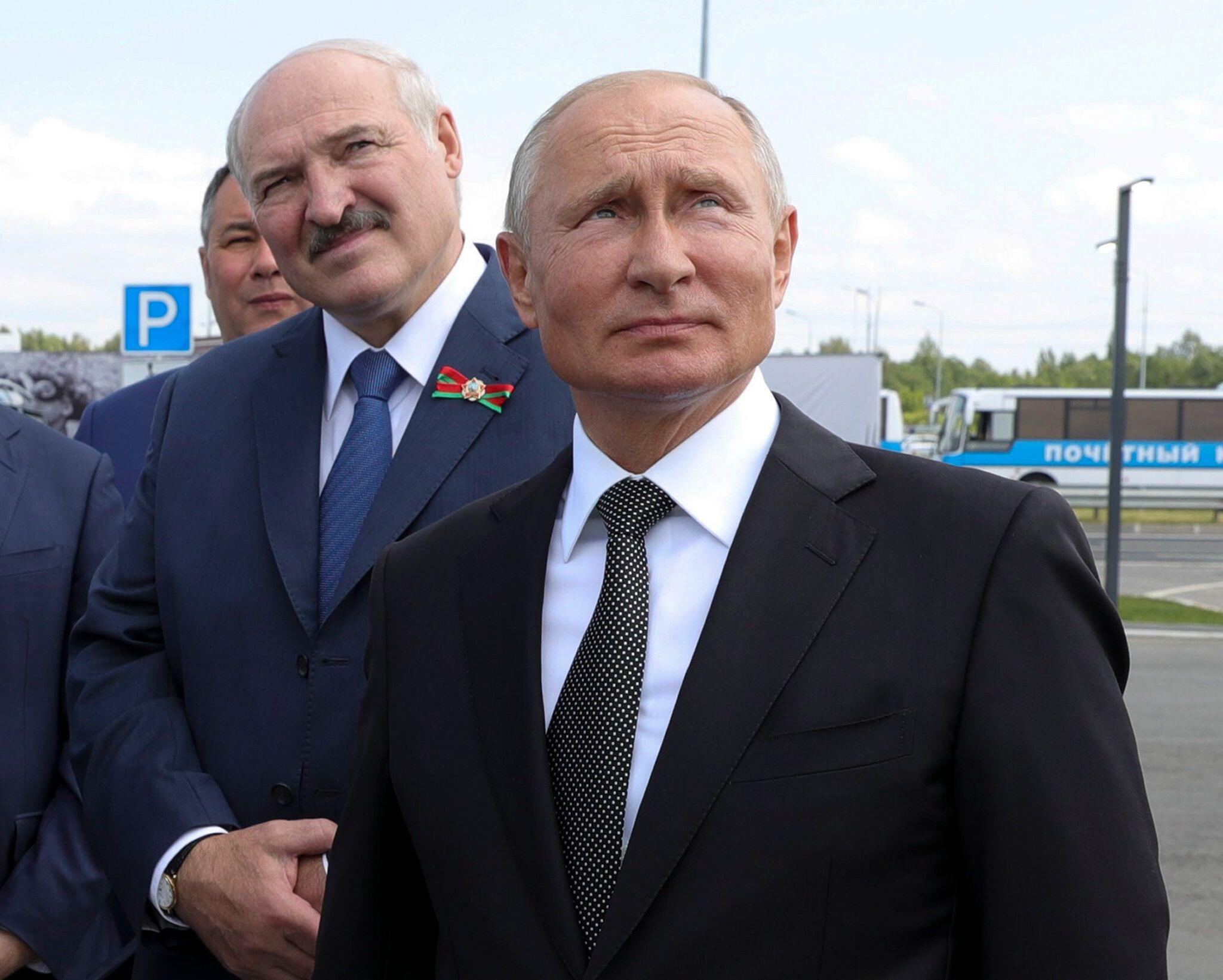 Bild zu Lukaschenko kommt zu Krisengespräch nach Moskau