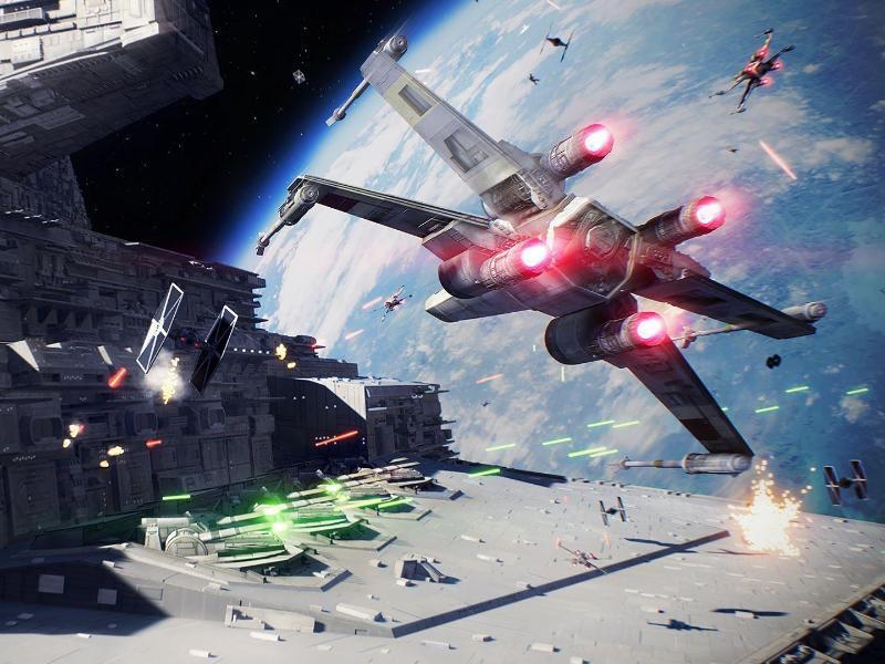 Bild zu «Star Wars Battlefront II»