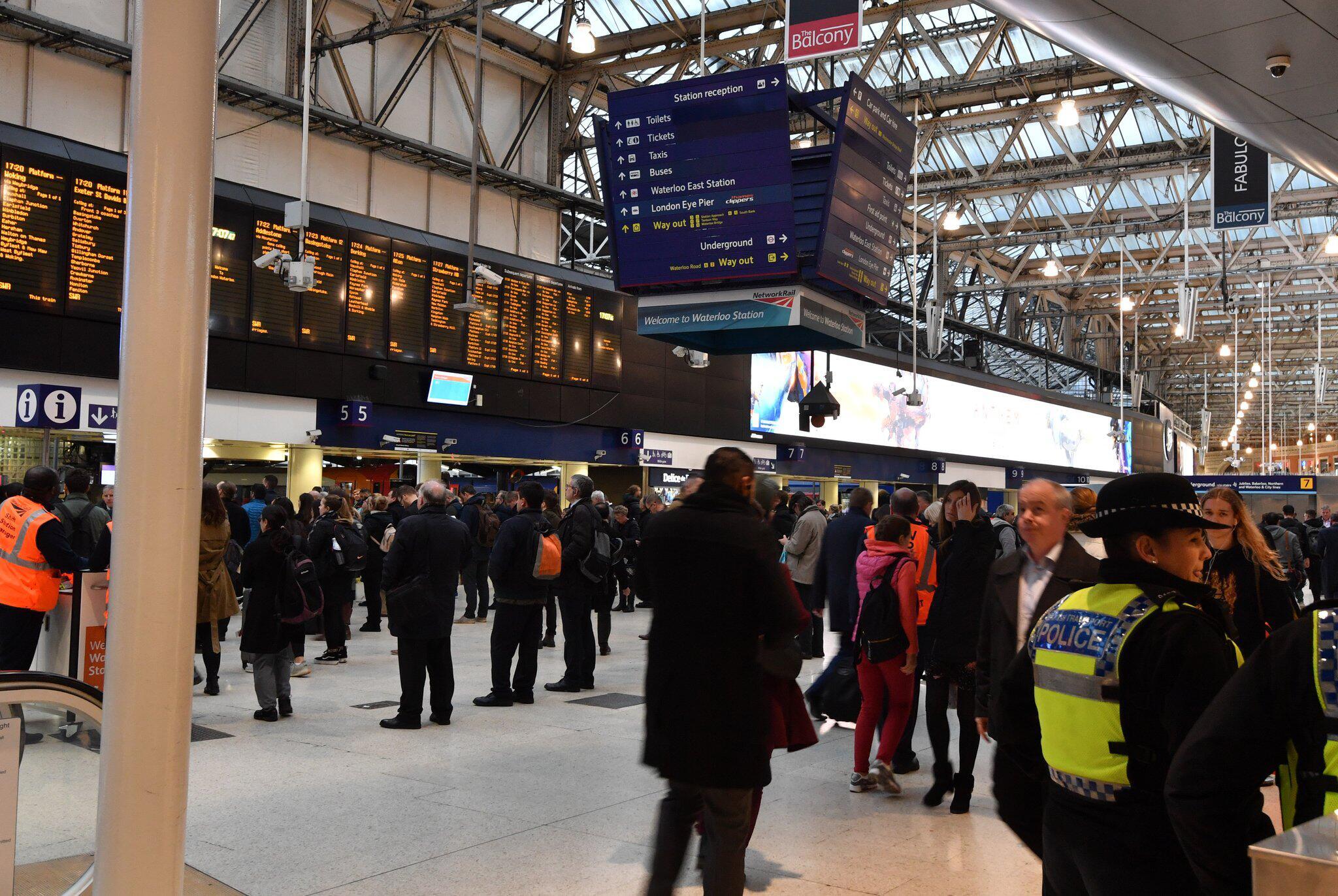 Bild zu Briefbomben in London entdeckt