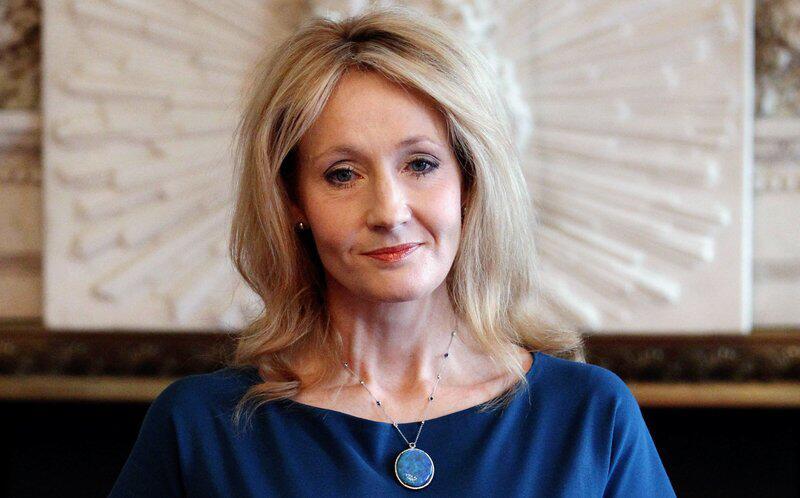 Bild zu Joanne K. Rowling