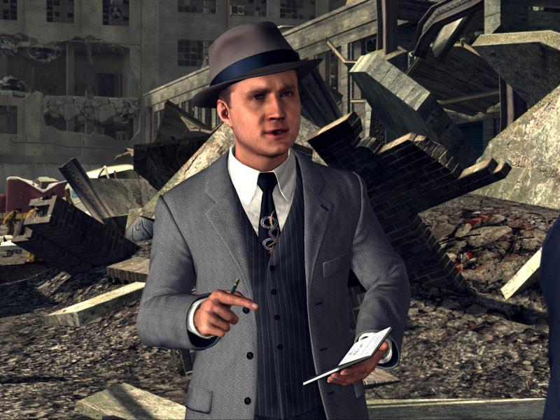 Bild zu «L.A. Noire»