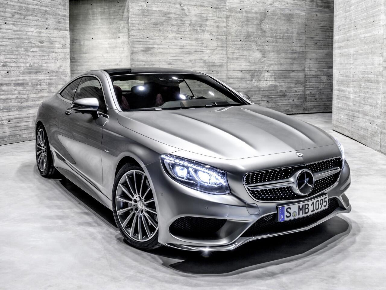 Bild zu Mercedes S-Klasse Coupé