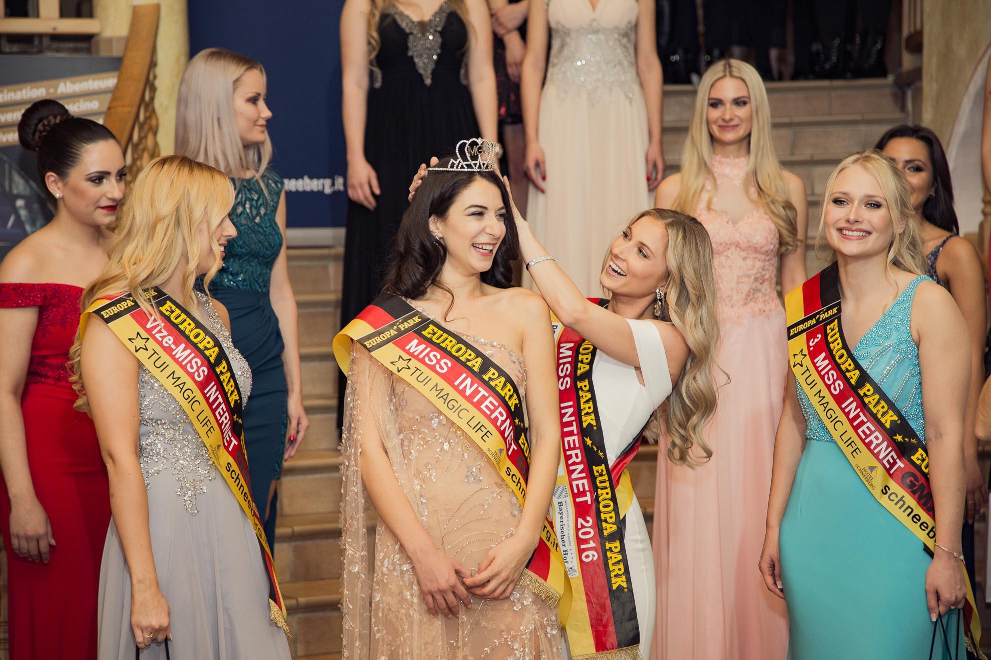 Bild zu Tamar Morali, Miss Internet 2018